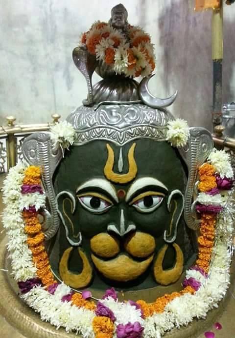 Lord Shiva became Hanuman